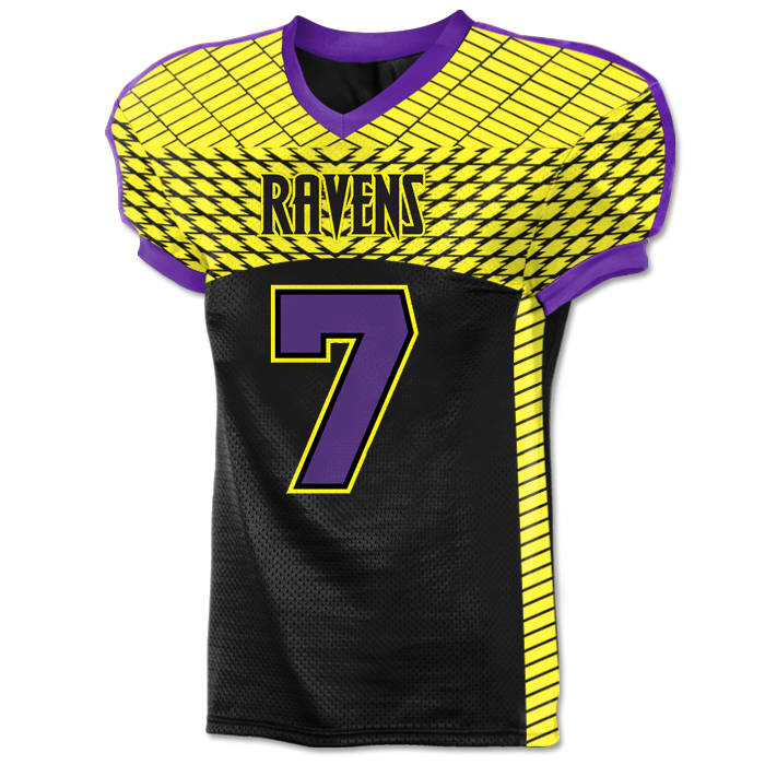 Custom Sublimated Football Team Jersey