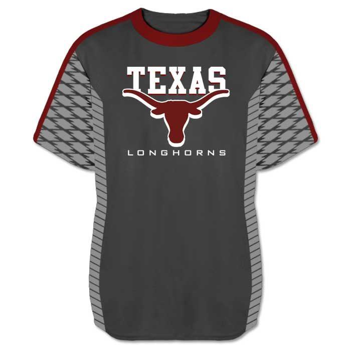 Custom Football Performance Tee Shirt