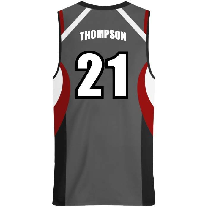 Elite High Flyer Custom Sublimated Basketball Uniform