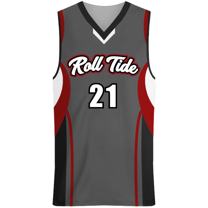 b2e021945 Elite High Flyer Custom Sublimated Basketball Uniform
