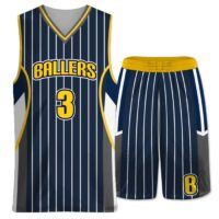 Custom Sublimated Basketball Uniform Elite In the Paint
