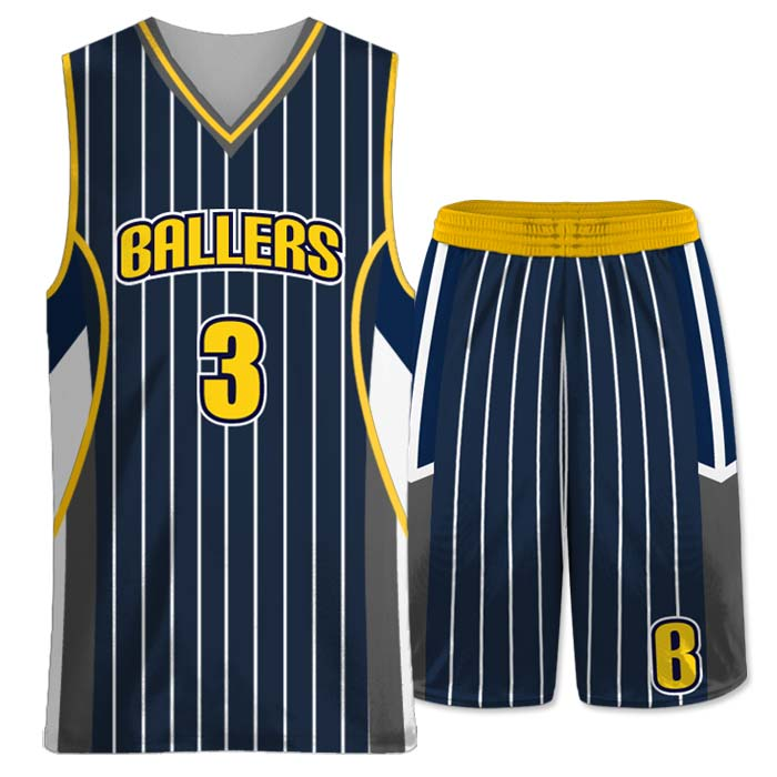 Custom Sublimated Basketball Uniform Elite In the Paint