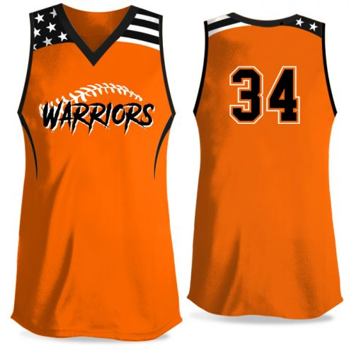 Custom Sublimated Elite Independence Day FP Jersey Tank