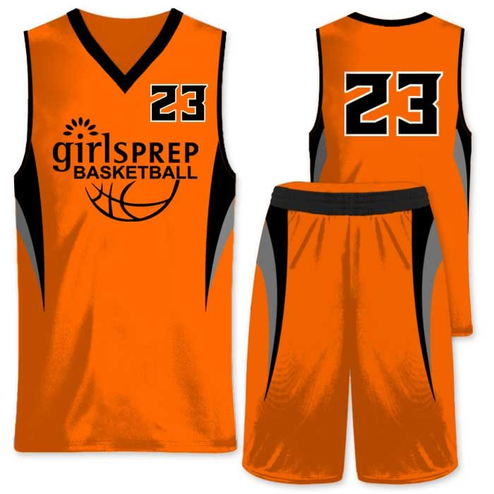 Custom Sublimated Elite MX Force basketball uniforms