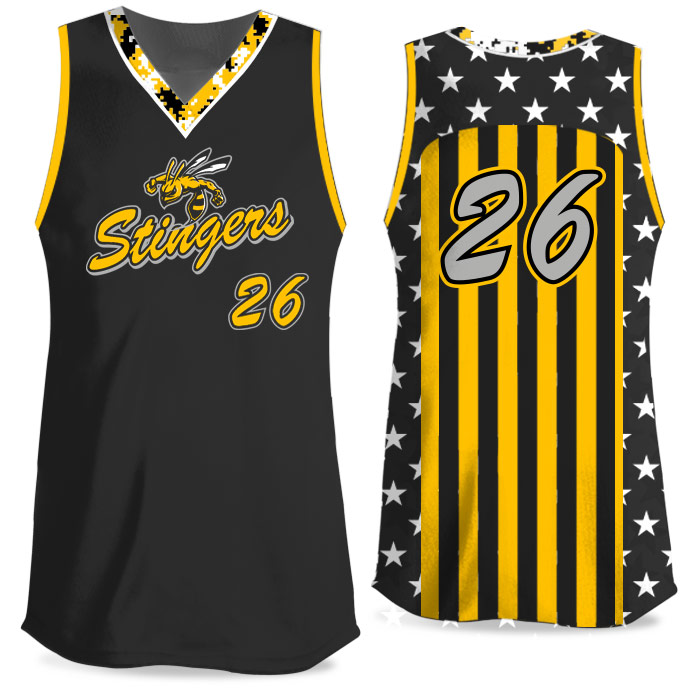 Elite Only In America FP Jersey Tank