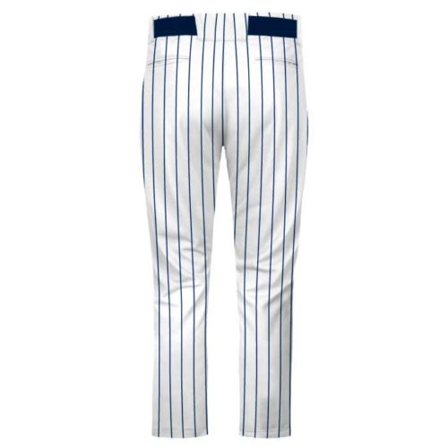 Elite Pinstripe Custom Baseball Pants, Uniform Builder