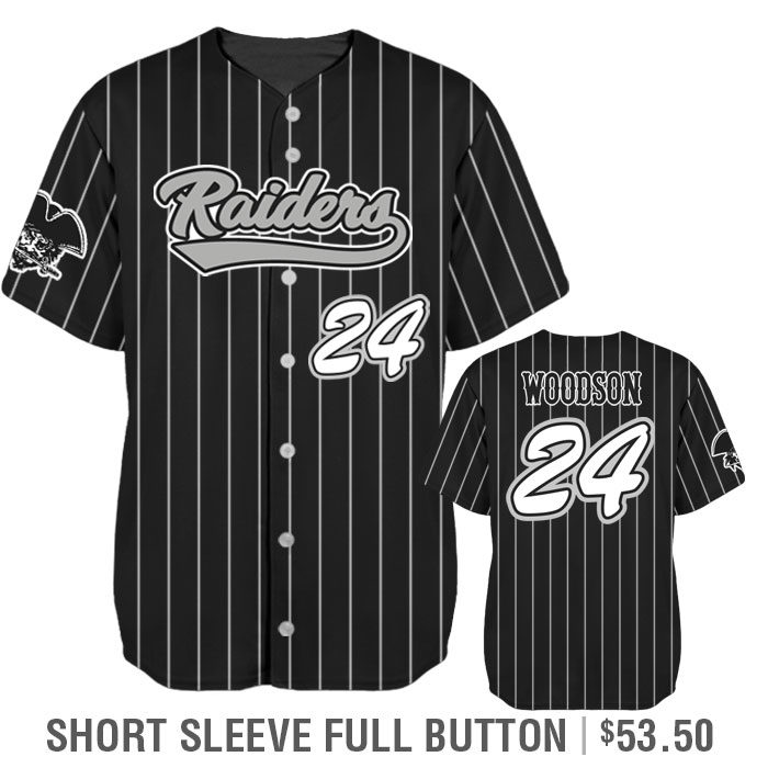 Sublimated Elite Pinstripe Custom Baseball Jersey