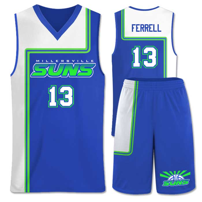 Elite Semi Pro Basketball Uniform Team Sports Planet