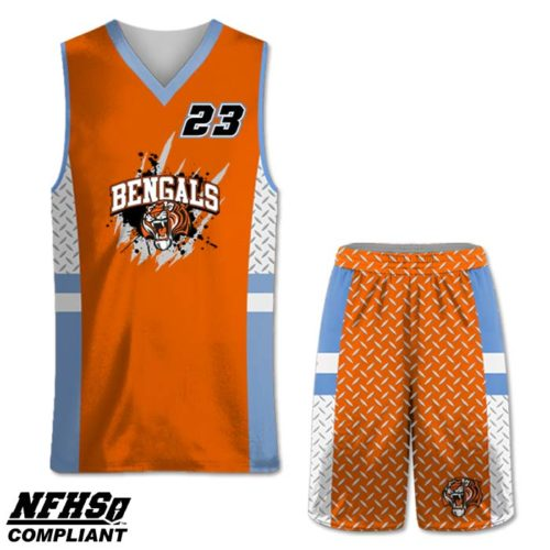 This is the Elite Spinner Sublimated Basketball Jersey
