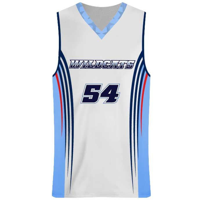 Team Basketball Uniforms Designed by Team Sports Planet