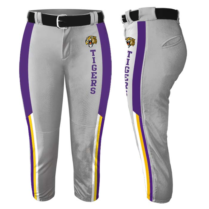 Custom Sublimated Elite Tribute Fastpitch Pants