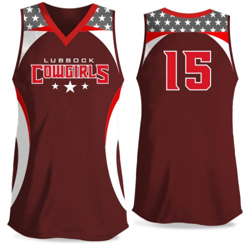 Custom Sublimated Custom Sublimated Elite We the People FP Jersey Tank