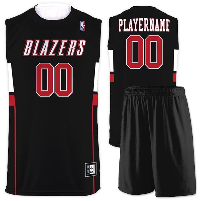 Flash NBA Replica Basketball Jersey Blazers