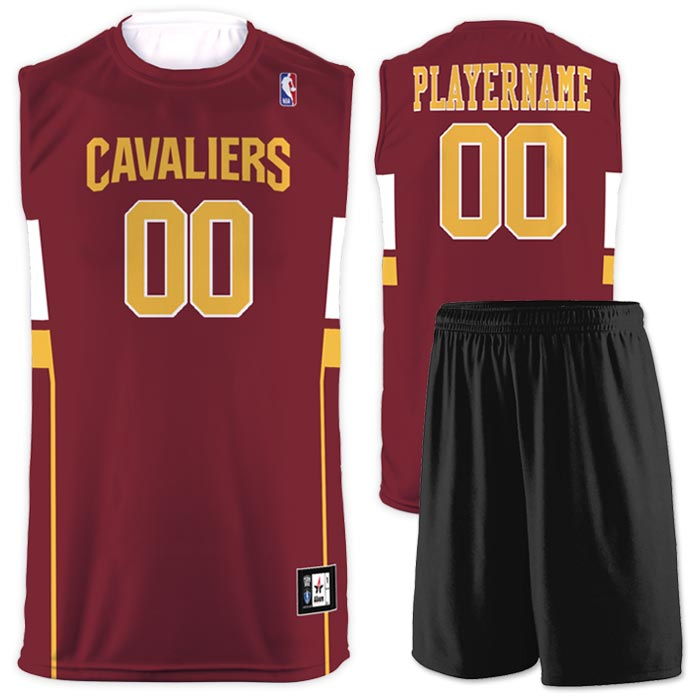 Flash NBA Replica Basketball Jersey Cavaliers