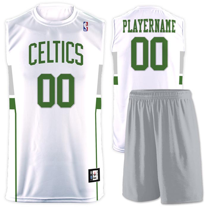 Flash NBA Replica Basketball Jersey Celtics