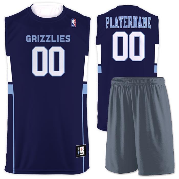 Flash NBA Replica Basketball Jersey Grizzlies