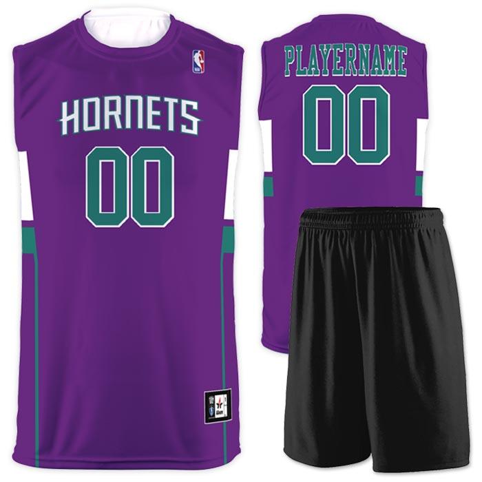 Flash NBA Replica Basketball Jersey Hornets