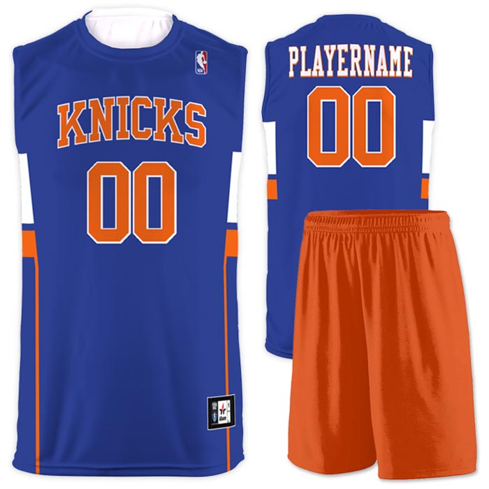 Flash NBA Replica Basketball Jersey Knicks