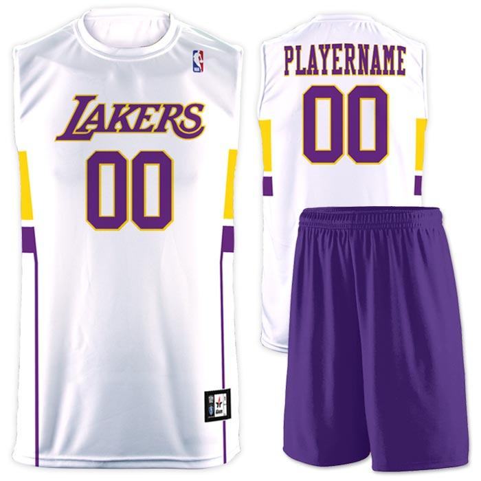Flash NBA Replica Basketball Jersey Lakers