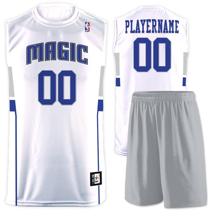 Flash NBA Replica Basketball Jersey Magic