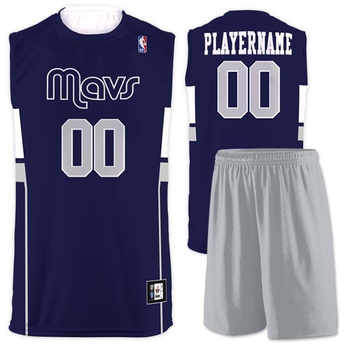 Flash NBA Replica Basketball Jersey Mavericks
