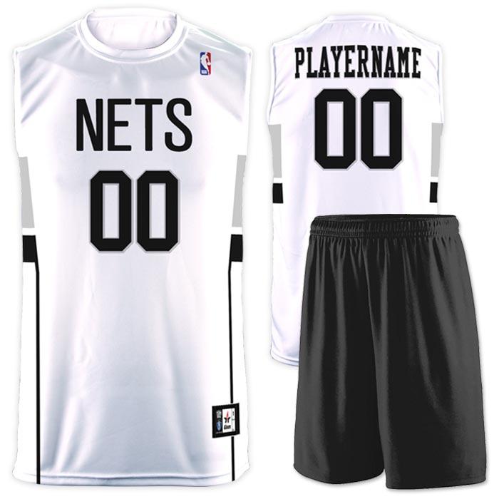 Flash NBA Replica Basketball Jersey Nets