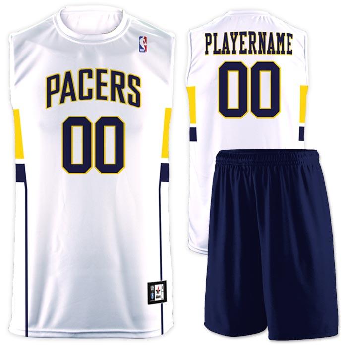 Flash NBA Replica Basketball Jersey Pacers