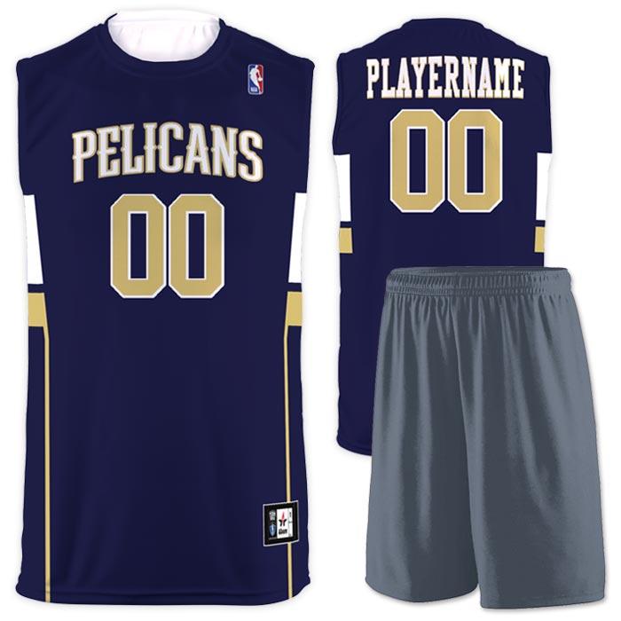 Flash NBA Replica Basketball Jersey Pelicans