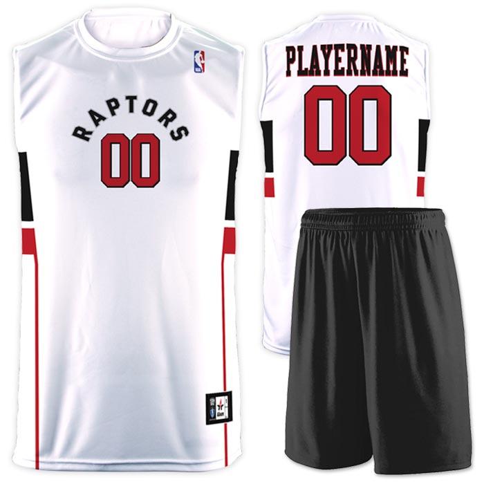 Flash NBA Replica Basketball Jersey Raptors