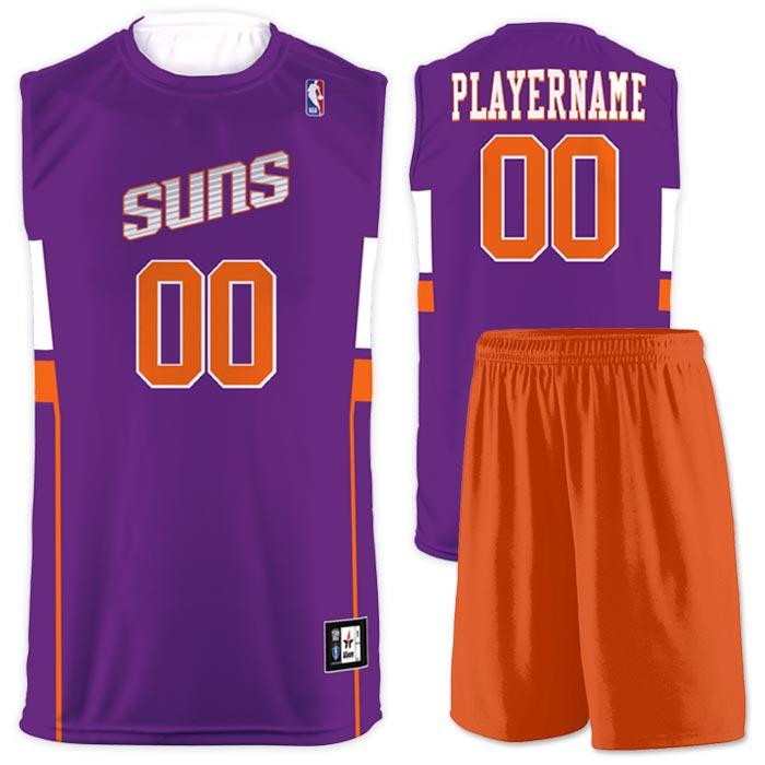 Flash NBA Replica Basketball Jersey Suns