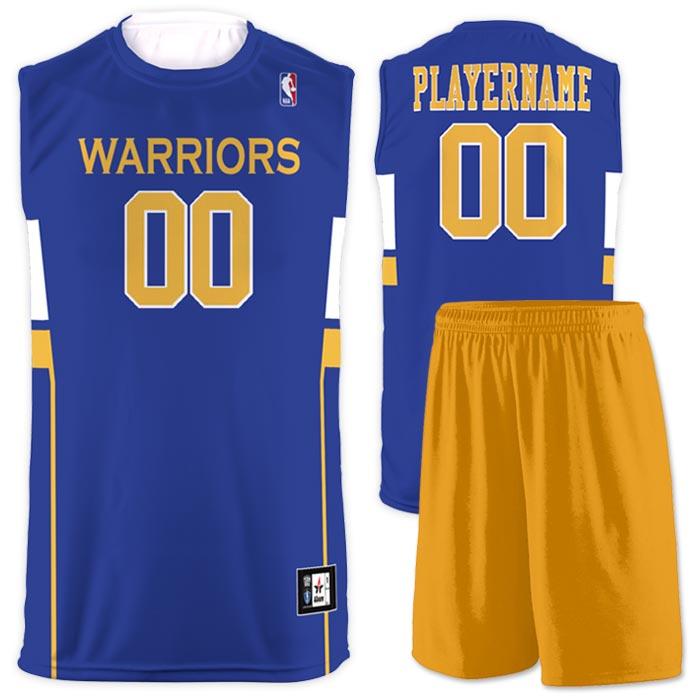 Flash NBA Replica Basketball Jersey Warriors