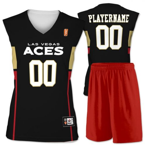 Flash WNBA Replica Basketball Jersey Aces