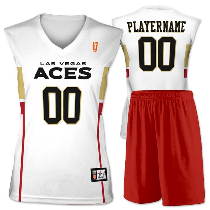 Flash WNBA Replica Basketball Jersey Aces