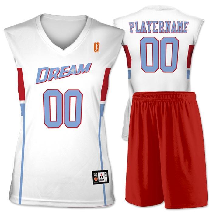 Flash WNBA Replica Basketball Jersey Dream