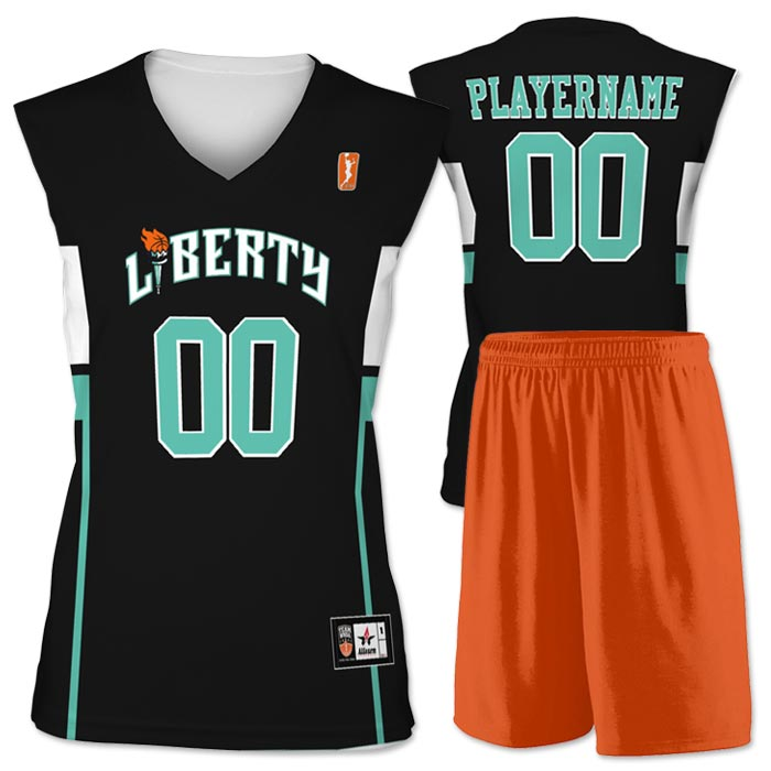 Flash WNBA Replica Basketball Jersey Liberty