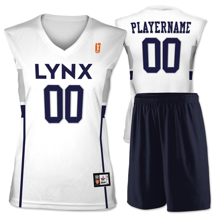 Flash WNBA Replica Basketball Jersey Lynx