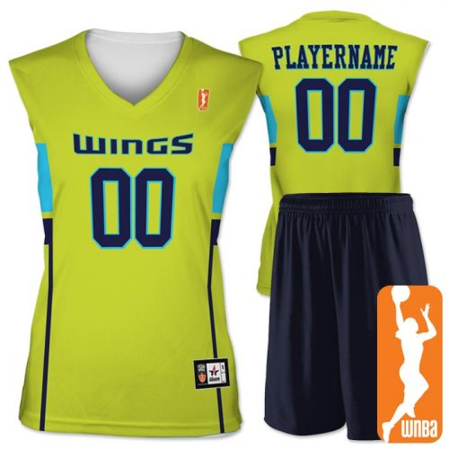 Flash WNBA Replica Basketball Jersey