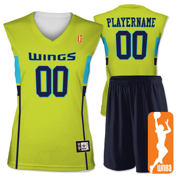 Flash WNBA Replica Basketball Jersey