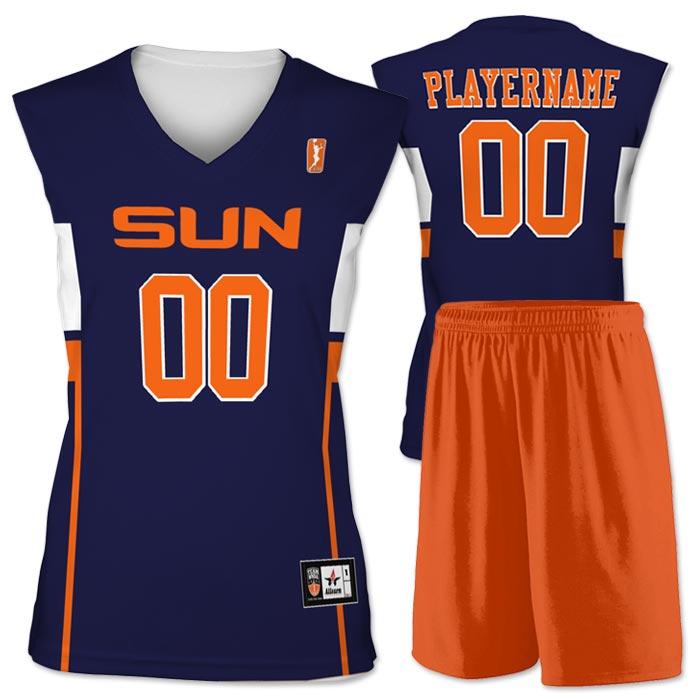 Flash WNBA Replica Basketball Jersey Sun