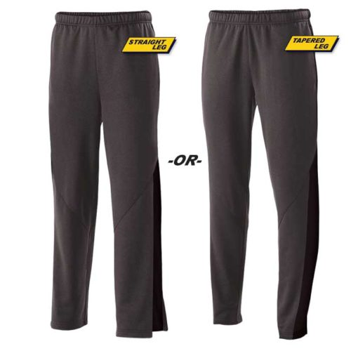 Black Flux Warmup Pants