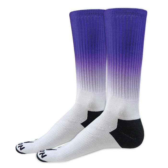Fade Sports Socks in Purple