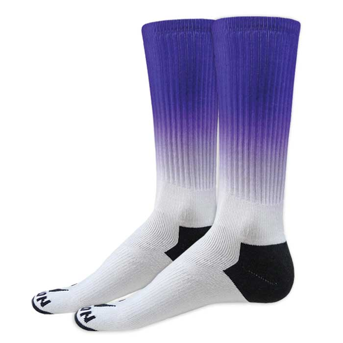 Fade Sports Socks in Purple
