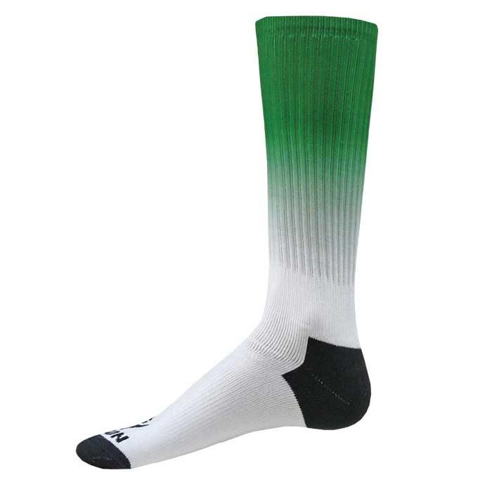 Fade Sports Socks in Kelly