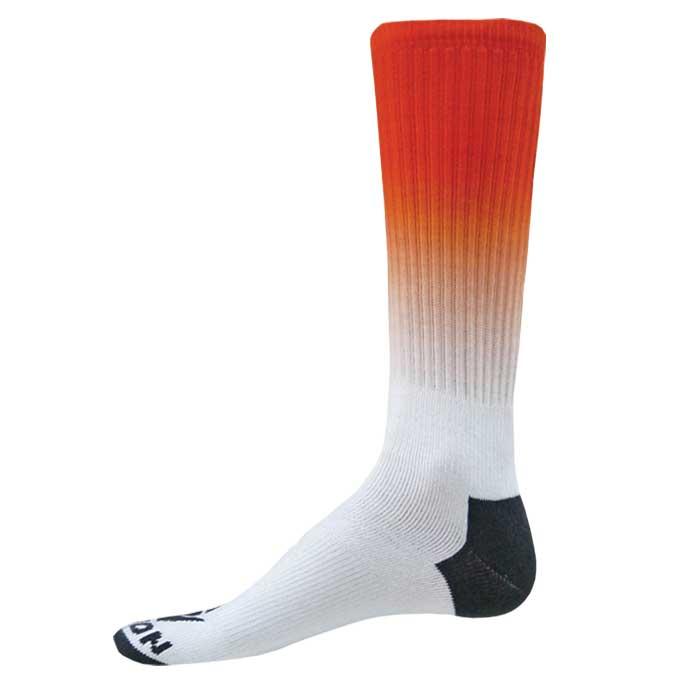Fade Sports Socks in Orange