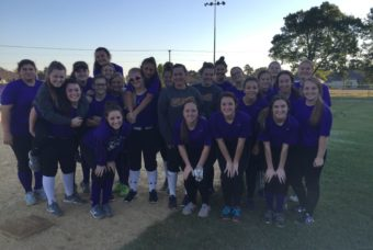 Strength in Softball's Normalcy