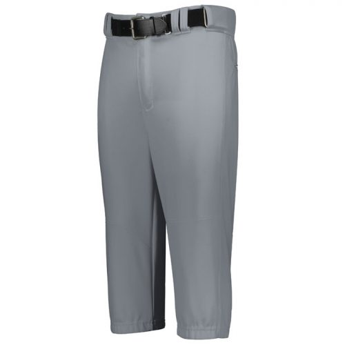 Russell Solid Diamond Knicker 2.0 Pant in Baseball Grey