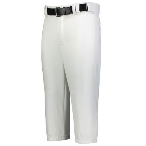 Russell Solid Diamond Knicker 2.0 Pant in White