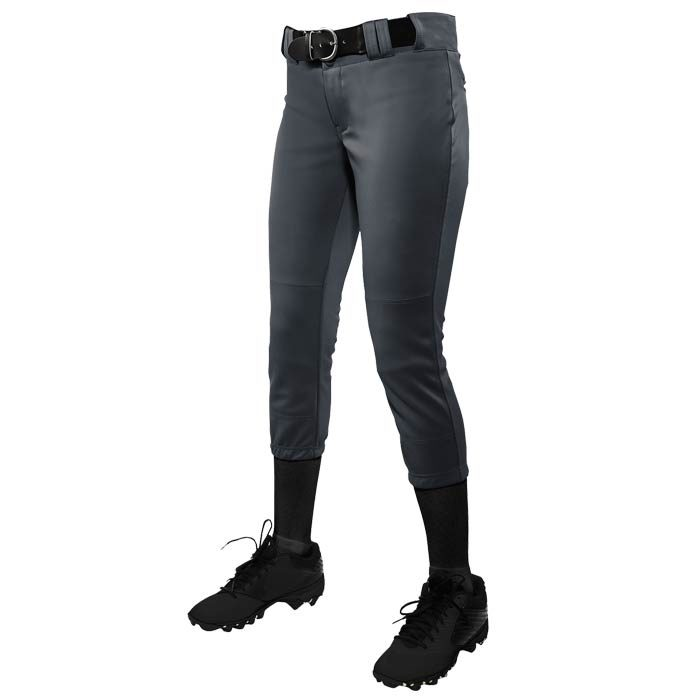 Fastpitch Legacy Solid Pants in Graphite