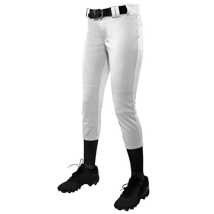 Fastpitch Legacy Solid Pants in White