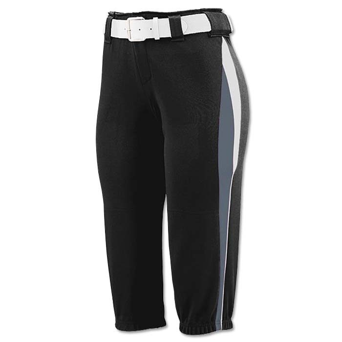 This is the Mystic Pant in Black, Graphite, White